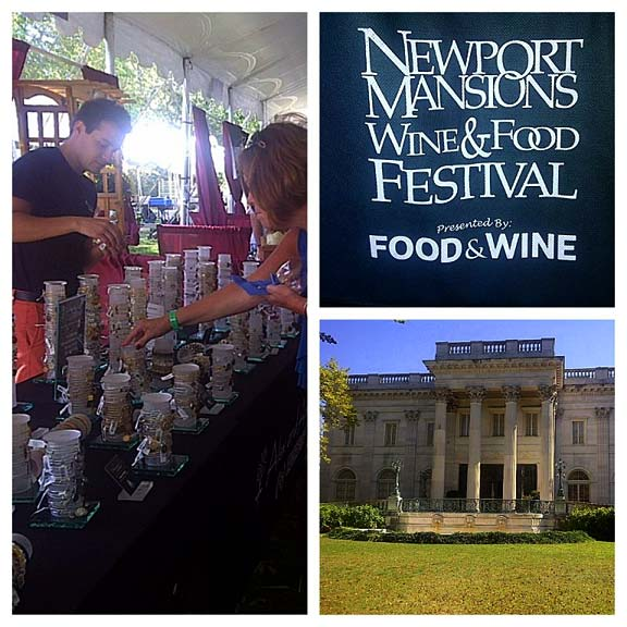 Newport Food and Wine Festival