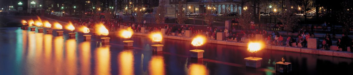 WaterFire's recommendations for October 3rd through October 5