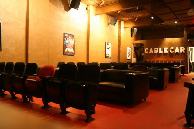 cable car cinema