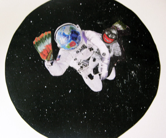 black indians in space