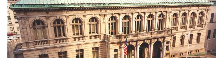 Providence Public Library Offers Guided Architectural Tours Of Historic Library Building
