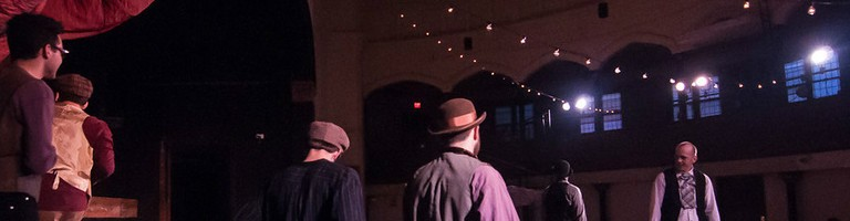 As You Like It at Head Trick Theater