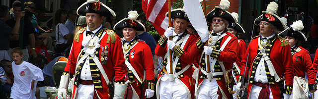 Bristol's Annual Fourth of July Parade