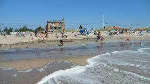 Charlestown Town Beach, photo from Progressive Charlestown