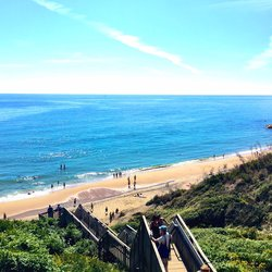 Mohegan Bluffs Beach, photo from Yelp