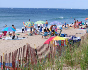 Westerly Town Beach, photo from Destination 360