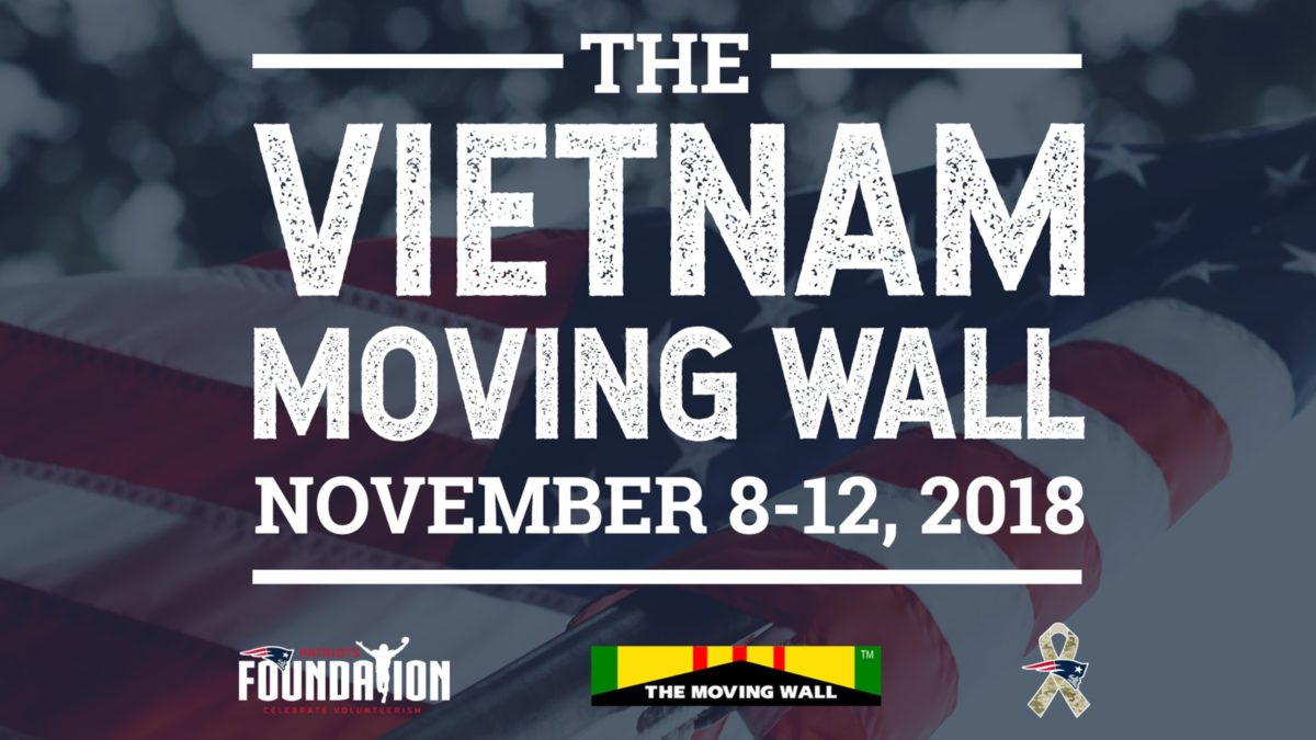 The Moving Wall Vietnam Memorial - Ignite Providence