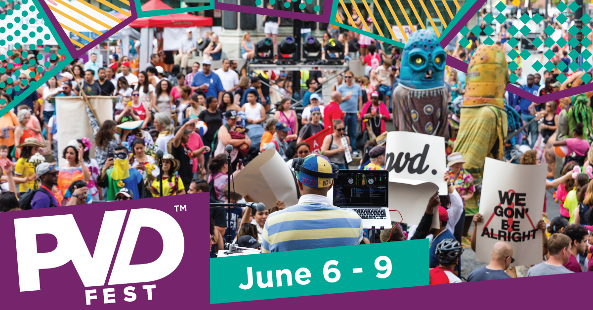 PVDFest Weekend: June 6th – 9th